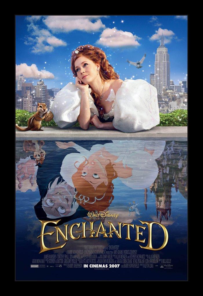 Enchanted : มหัศจรรย์รักข้ามภพ