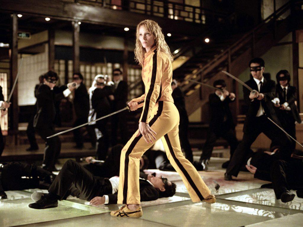 หนังเรื่อง 'Kill Bill